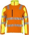 Prevent® Trendline Softshelljacke - Farbe: orange/gelb